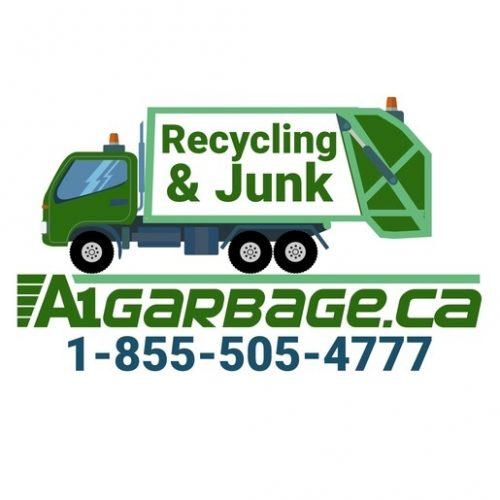 a1 garbage logo